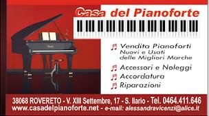 Logo Casa del pianoforte