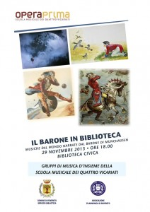 BARONE IN BIBLIOTECA 2013